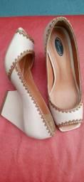 Sapato feminino novo da marca Marcô