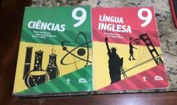 Livros Colégio Adventista 9° Ano Ensino Fundamental