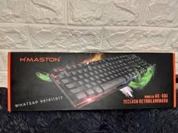 Teclado Gamer H`Maston modelo AK-600