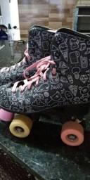 Vende-se patins de 4 rodas