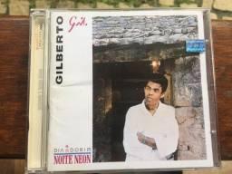 CD Dia Dorim Noite Neon - Gilberto Gil