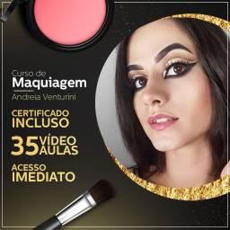 Curso online Maquiagem na Web 1.0