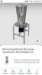 Liquidificador 25 lts