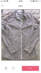 Camisa tng slim