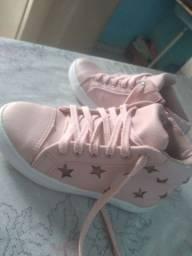 Sapato feminino criança