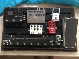 Vendo Case pedalbord - Purple Case