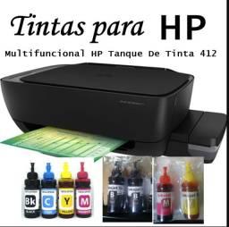 Tintas para HP em Geral