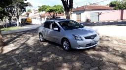 Nissan Sentra SL Teto/couro/automatico CVT