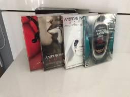 BOX C/ 4 temporadas de AHS