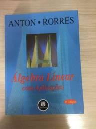 Álgebra Linear Com Aplicações 8 Edição (Anton - Rorres)