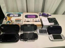 Coleção de PSP