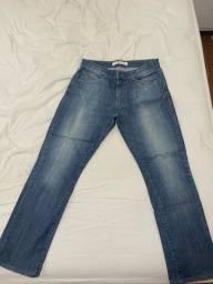 Calça Jeans Lacoste Original Tam 40