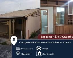 Casa para aluguel em Ibirité