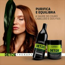 Kit Shampoo + Máscara Detox Garbo
