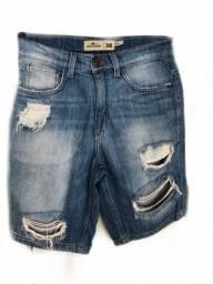 Short Jeans Masculino