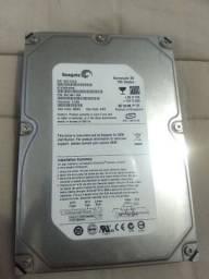 HD para computador Seagate 750gb novo