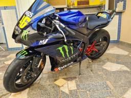 Moto de Pista R1 2007
