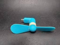 Ventilador micro USB para smartphone