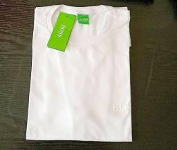 Camiseta Importada Hugo Boss Branca