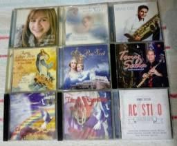 Título do anúncio: 09 CDs CATOLICO ORIGINAIS.