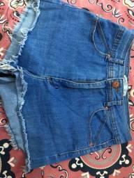 Short jeans desapegos