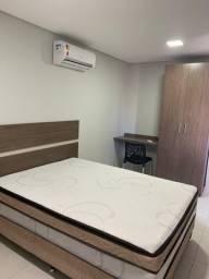 Alugo Studio Mobiliado no Bairro do Catolé no Macambira Home Service