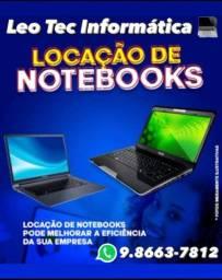 Locação de Notebooks - Leo Tec Informática