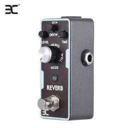 Eno Reverb Guitarra Efeito Pedal True Bypass