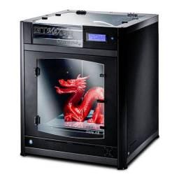 Impressora 3D Pro - GtMax 3d Core A3 + 1 Kg de Filamento ABS