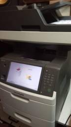 Vendo impressora Lexmark MX711de (Laser)