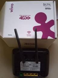 Roteador Internet Rural Vivo