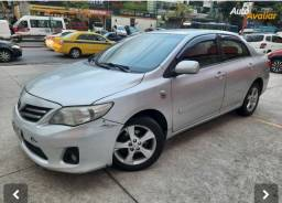 Corolla GLI 1.8 flex aut 2014<br>Ideal para Apps