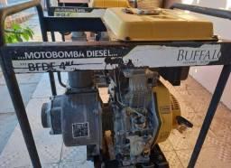 Motobomba Buffalo Diesel Bfde 4 Autoescorvante 10cv Plus P.e