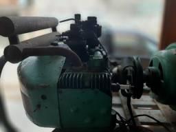 Gerador com motor a Gasolina 2 cc