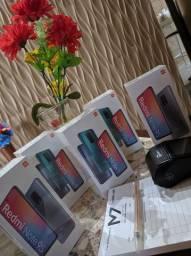 Xiaomi Redmi Note 9s 128gb LACRADO, com Garantia e Nota da loja!!! Aceitamos cartão!!!