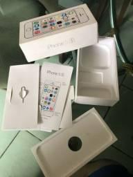 Caixa iPhone 5s 16gb