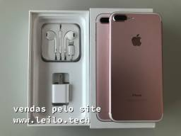 Iphone 7 Plus 128Gb Novo, Caixa lacrada!