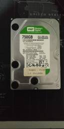 HD WD Green 750GB