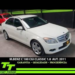 Título do anúncio: M. Benz C 180 CGI Classic 1.8 Auto.2011