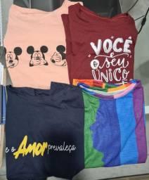 Tshirts Feminina LD