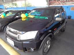 Ford EcoSport XLT 1.6 Preto 2009 - 2009