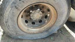 Roda do vw titan 18310 2005