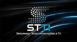 TECNOLOGIA, central telefonica e Segurança Eletrônica