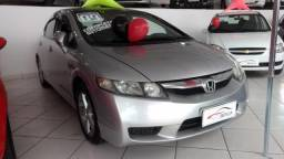 HONDA CIVIC 2009/2009 1.8 LXS 16V FLEX 4P MANUAL - 2009
