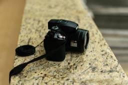 Camera Nikon Coolpix P500 super zoom usada