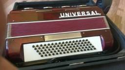 Acordeon universal 80 baixos