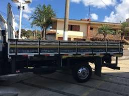 Carroceria mambrini para caminhão 5-150