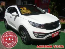 Kia Sportage 2.0 EX aut 2015 starveiculos - 2015