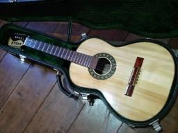 Viola Caipira Madeira Imbuia feita por Luthier - Usada