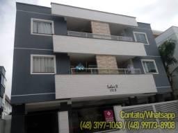 Apartamento 2 Quartos (1 Suíte) em Florianópolis, SC, Ingleses, Sacada c Churrasq